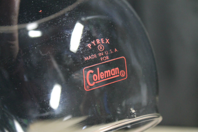 how to clean coleman lantern tank